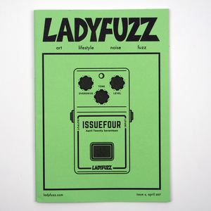 Ladyfuzz Magazine - Issue 4