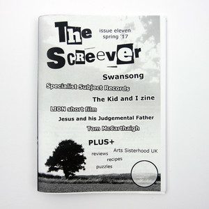 The Screever Zine Issue 11