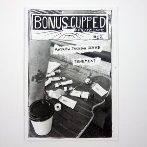 Bonus Cupped Fanzine #12