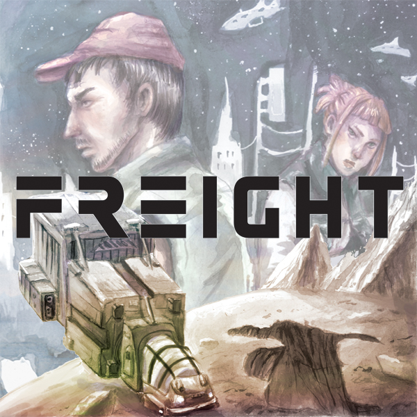 <em>FREIGHT #1</em> (Comic Book)
