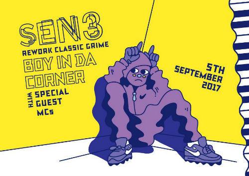 Grime Reworked w/ SEN3: Boy in da Corner