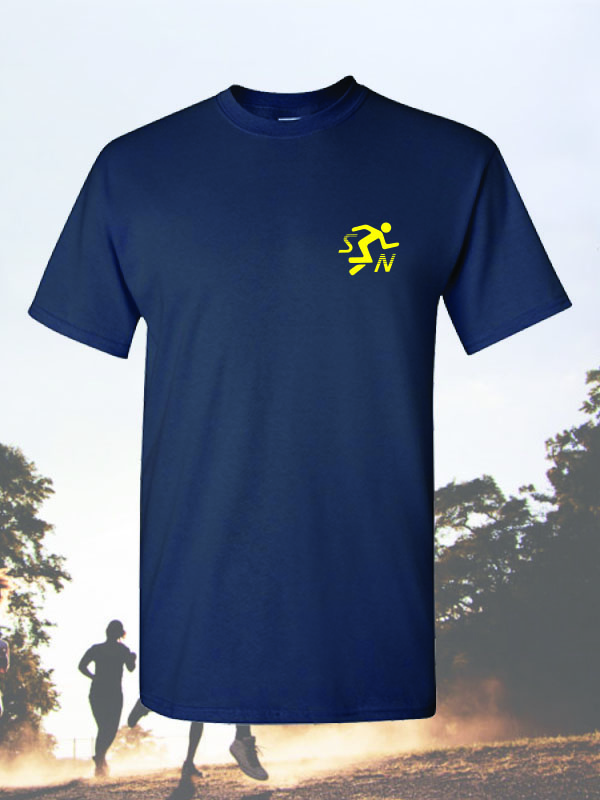 Running Man YNA__AYT Shirt