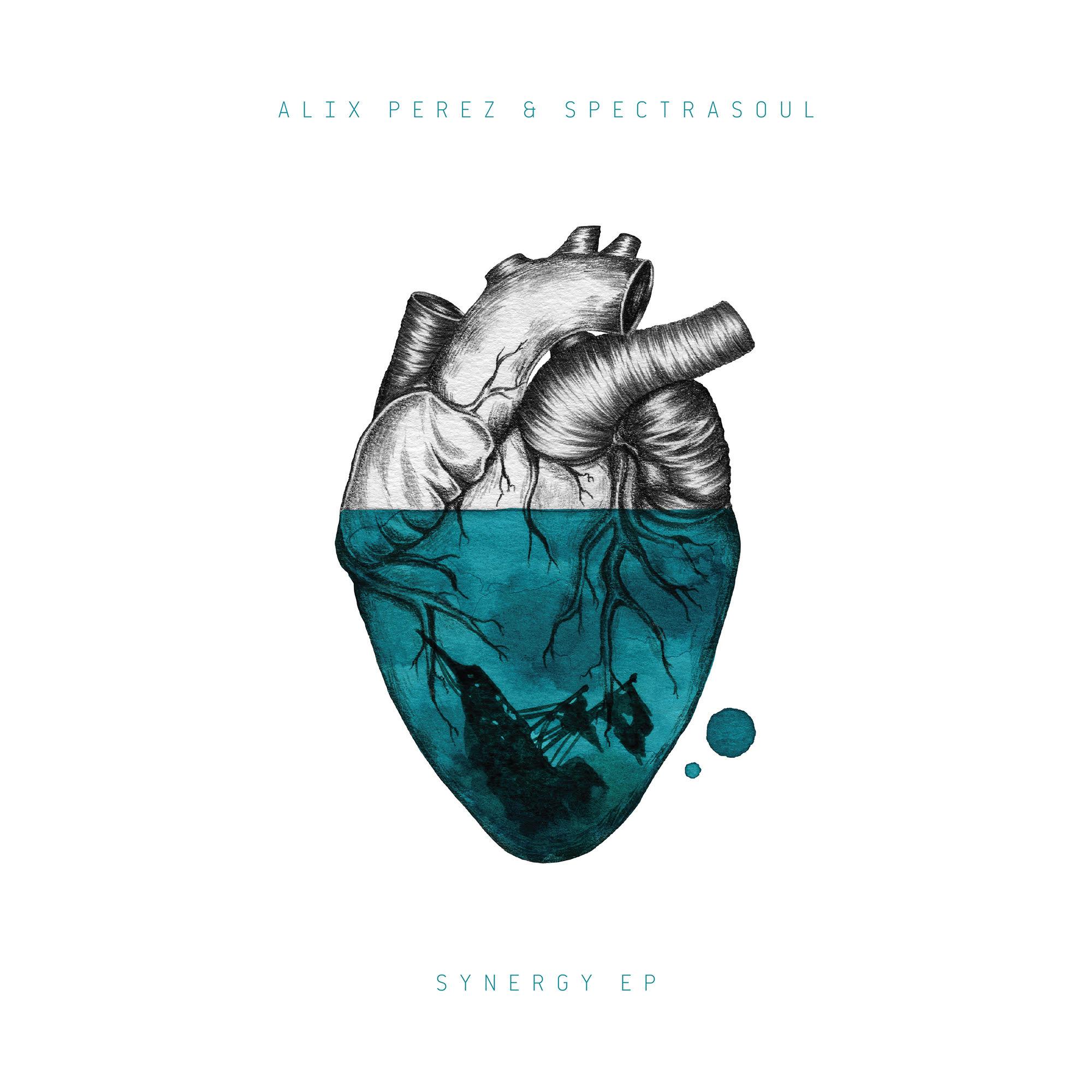 Alix Perez & Spectrasoul - Synergy EP