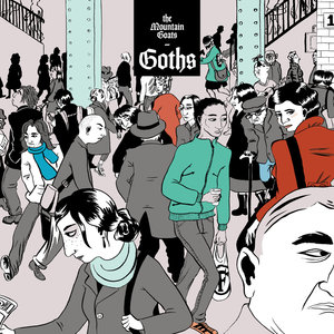 The Mountain Goats - Goths LP