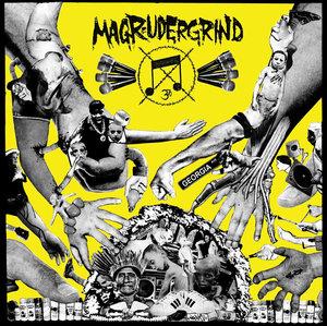 Magrudergrind - s/t LP