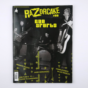 Razorcake #99 & Back Issues
