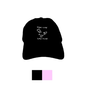 High Life Dad Hat (2 colors)