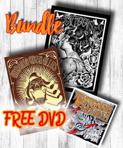 Bundle: Tattooing über alles - Vol 1 & Vol. 2