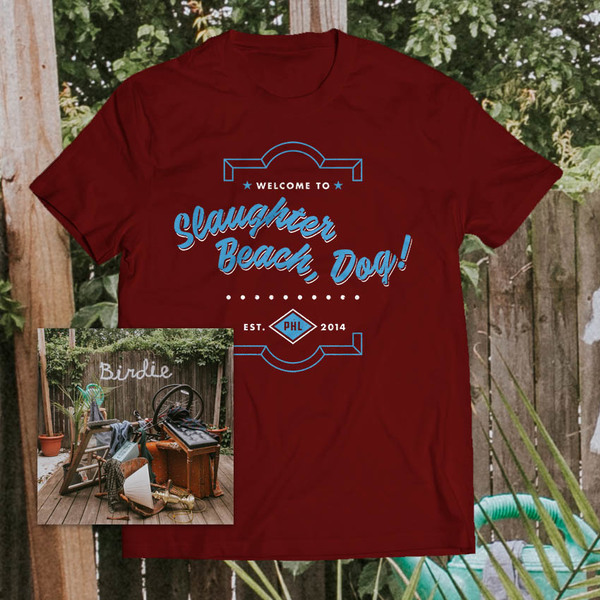Slaughter Beach, Dog – Birdie – LP/CD and T-Shirt Bundle - PREORDER