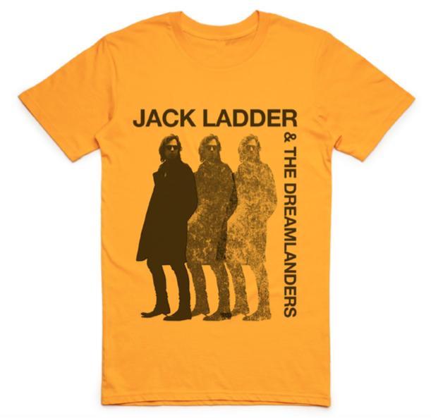 Triplicate shirt (gold)
