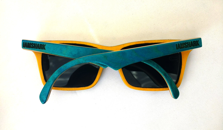 Acer Sunglasses - Blue