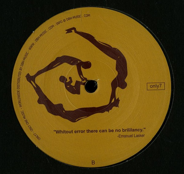 Ron Trent: I Feel The Rhythm (Only One)