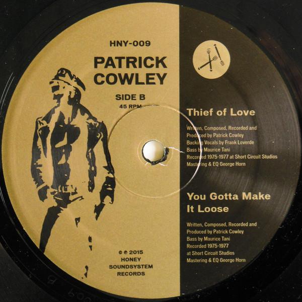 Patrick Cowley – Kickin' In (Honey Soundsystem)