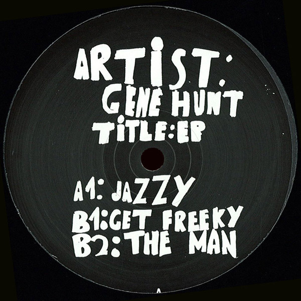 Gene Hunt: EP (P&D)
