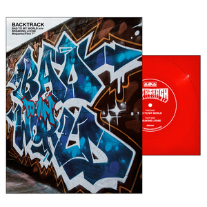 Backtrack 32 Page Magazine + 'Bad To My World b/w Breaking Loose' Flexi