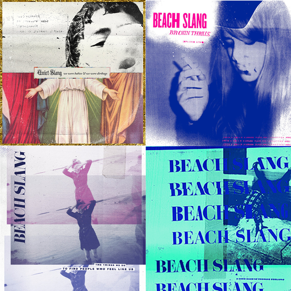 Beach Slang 'Discography' Bundle - PREORDER