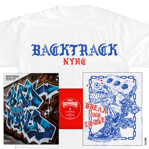 Backtrack Magazine/Flexi/T-Shirt Package Deal