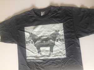 The Priceduifkes' Horse T-shirt