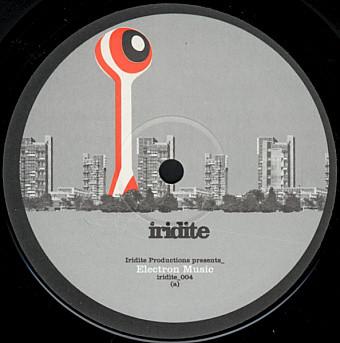 Various – Electron Music (Iridite)