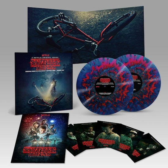 Stranger Things Collector's Edition - Volume 1 (Original Netflix Series Music)