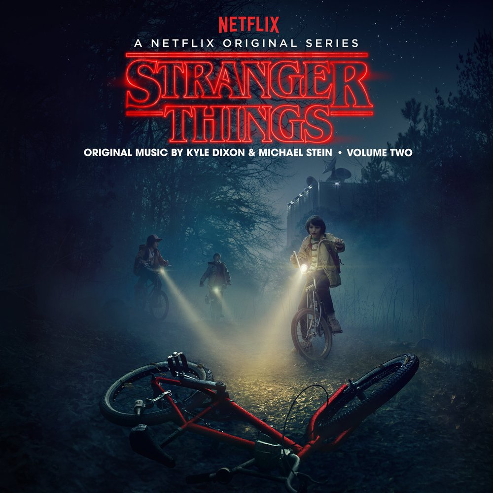 Stranger Things Collector's Edition - Volume 2 (Original Netflix Series Music)