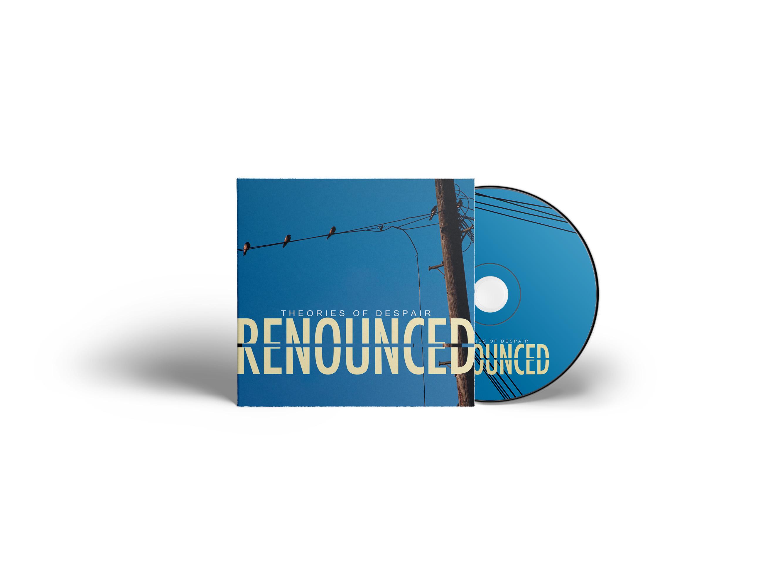 Renounced - Theories Of Despair (reissue)