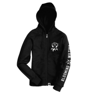 Glory Kid - In Bloom Zip Up Hood