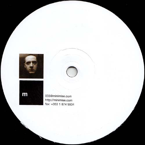 Donnacha Costello – Minimise 3 (Minimise)