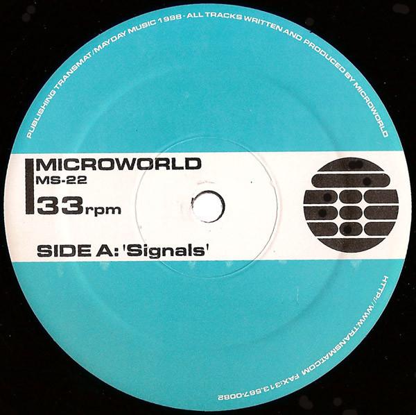 Microworld – Signals / Smile (Transmat)