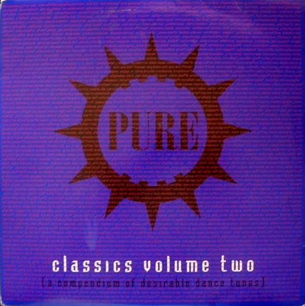 Various ‎– Pure Classics Volume Two (T&B Vinyl)