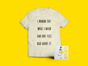 Feel Bad Tee/CD