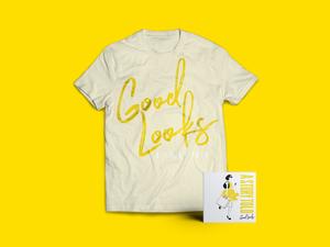 Good Looks Tee/CD Bundle