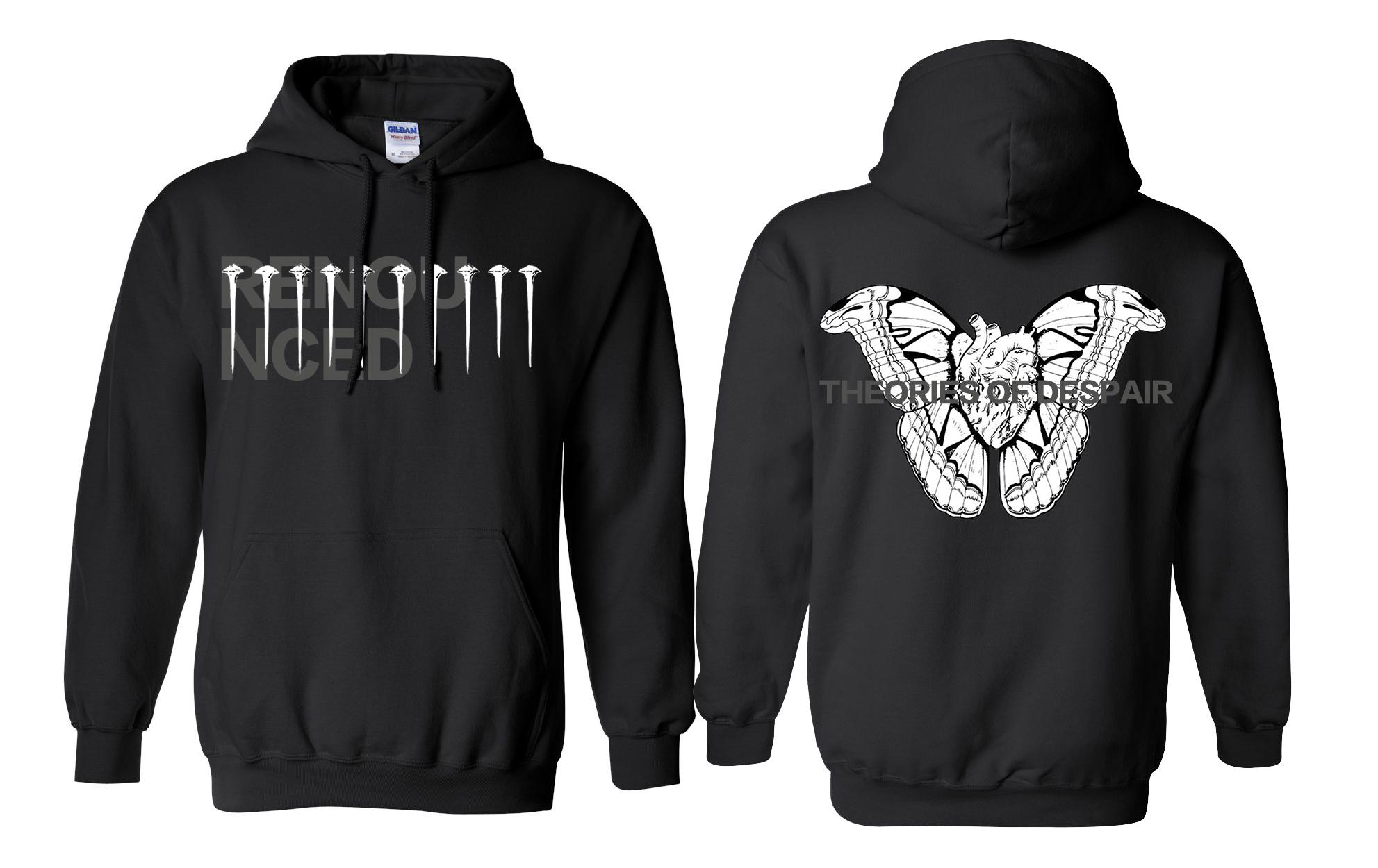Renounced - Theories Of Despair hoodie