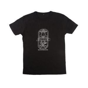 Wovenhand - Refractory Obdurate Black T-shirt