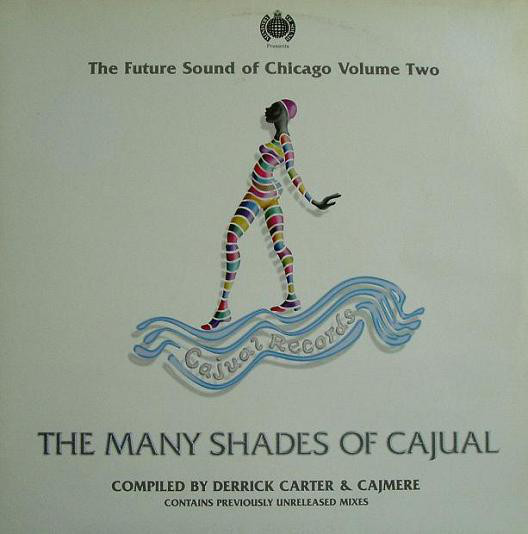 Various ‎– The Many Shades Of Cajual LP (Sound Of Ministry)