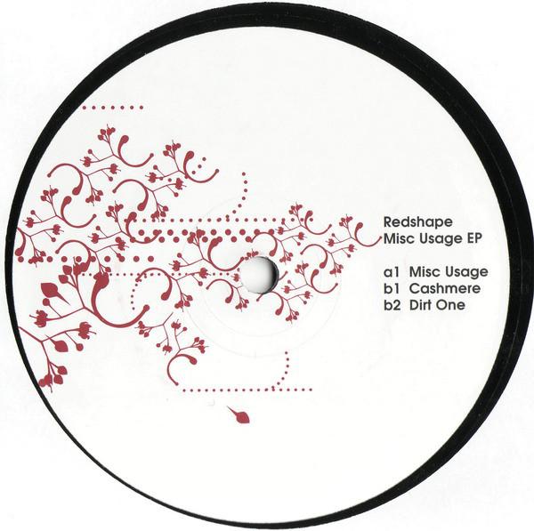 Redshape – Misc Usage EP (Delsin)