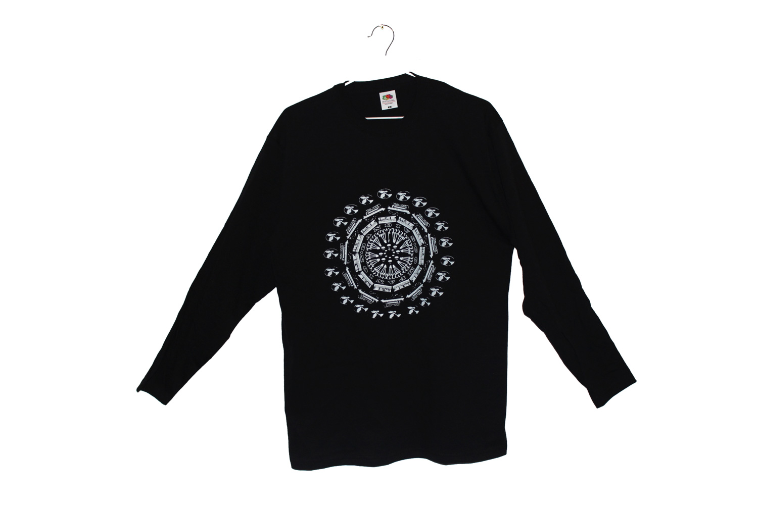 Ban Circle Black Shirt