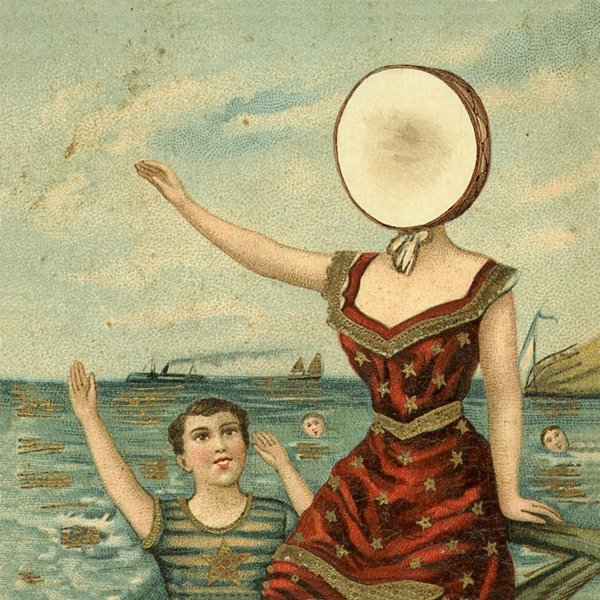 Neutral Milk Hotel - In An Aeroplane Over The Sea