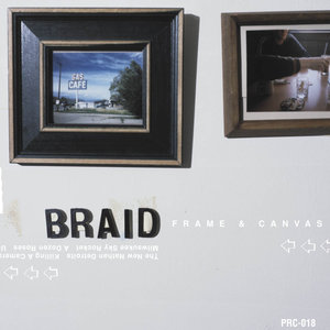 Braid - Frame & Canvas LP