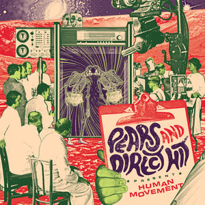 Direct Hit! / Pears - Human Movement (Split) LP