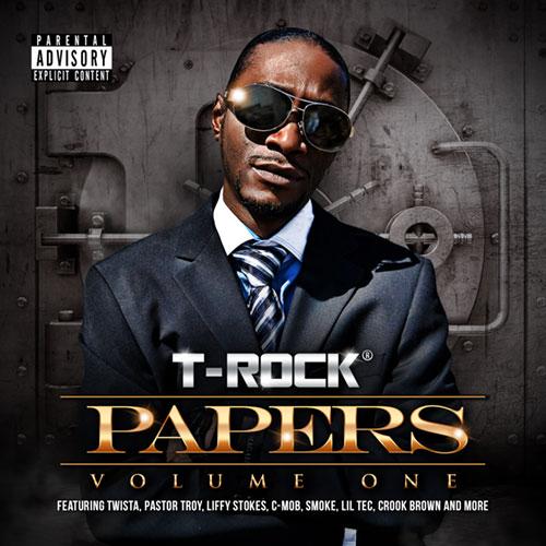 T-Rock - Papers, Vol. 1