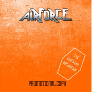 Airforce - The Black Box Recordings: Volume 1 (Promo CD)