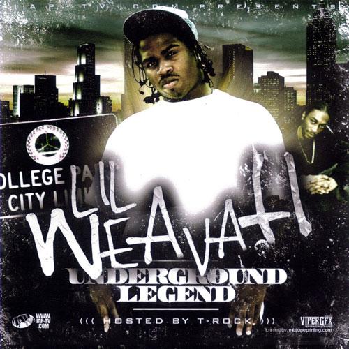 Lil Weavah & T-Rock - Underground Legend