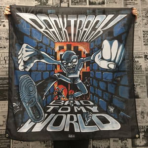 Backtrack 'Bad To My World' Banner
