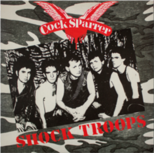 Cock Sparrer - Shock Troops LP