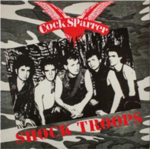 Cock Sparrer - Shock Troops LP