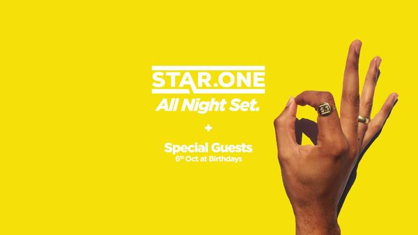 Star.One - All Night Set