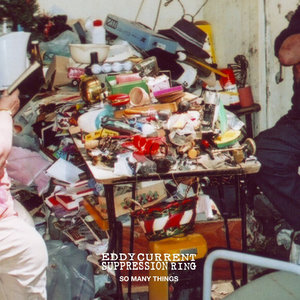 Eddy Current Supression Ring - So Many Things LP