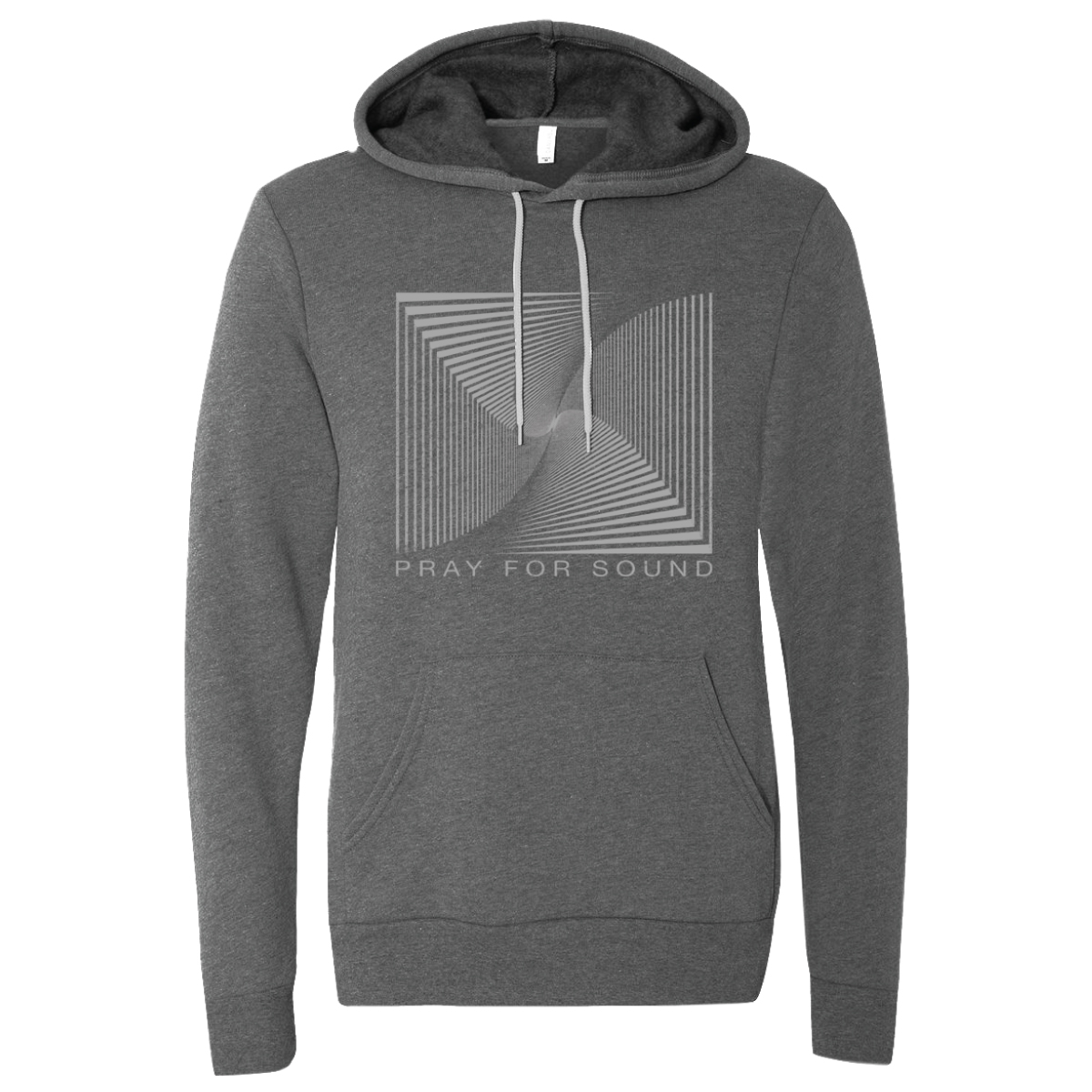 Pray For Sound Cube Hoodie