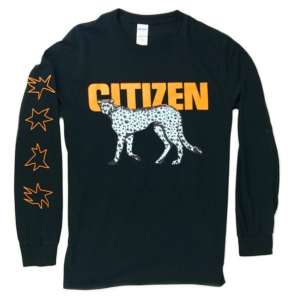 Citizen - Cheetah Long Sleeve Shirt